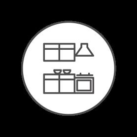 Kröll-Tischlerei-Werkstatt-Innenarchitecktur-Icons-Outline_Küchen